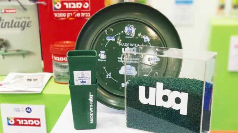 Daimler to test Israeli trash-to-plastic in car parts