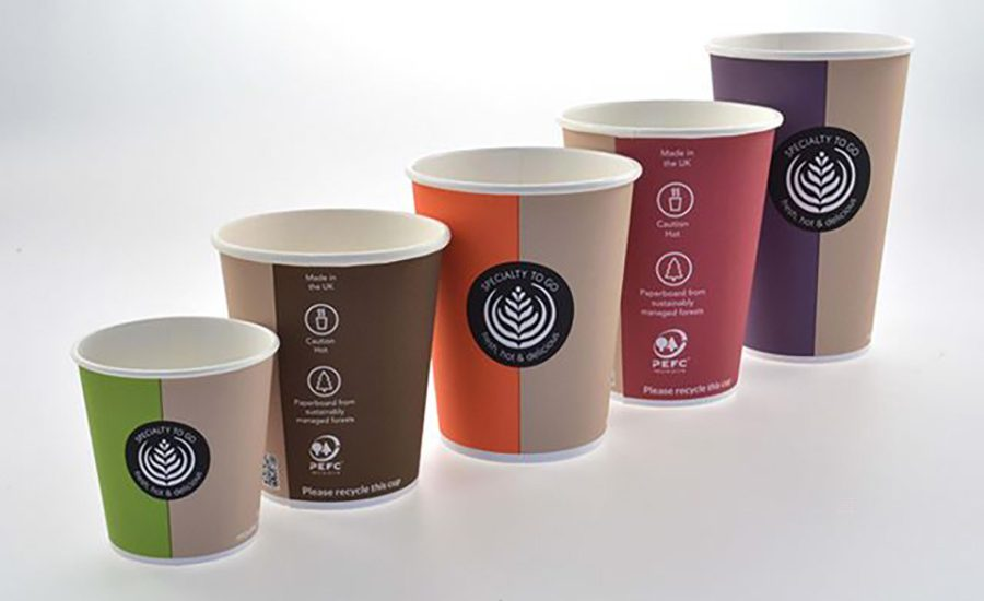 Paper cups to have their own OPRL Recycling label in the UK