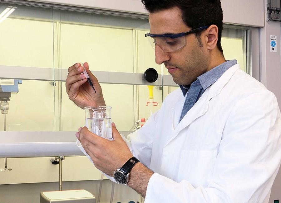 Wilhelm Klauditz Fellow develops high-value bio-based materials using nanocellulose