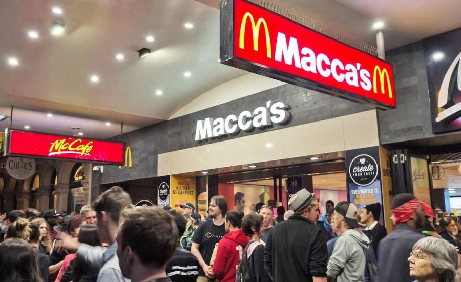 McDonald's commits to remove plastic cutlery Australia-wide