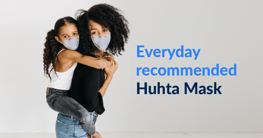 Huhtamaki Fresh awarded 'Bio-based Material of the Year' while its 'Huhta Masks' are on their way to the UK
