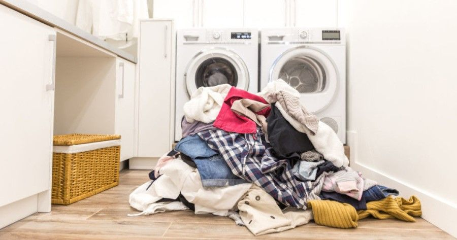 Changing our washing habits could reduce microplastic pollution