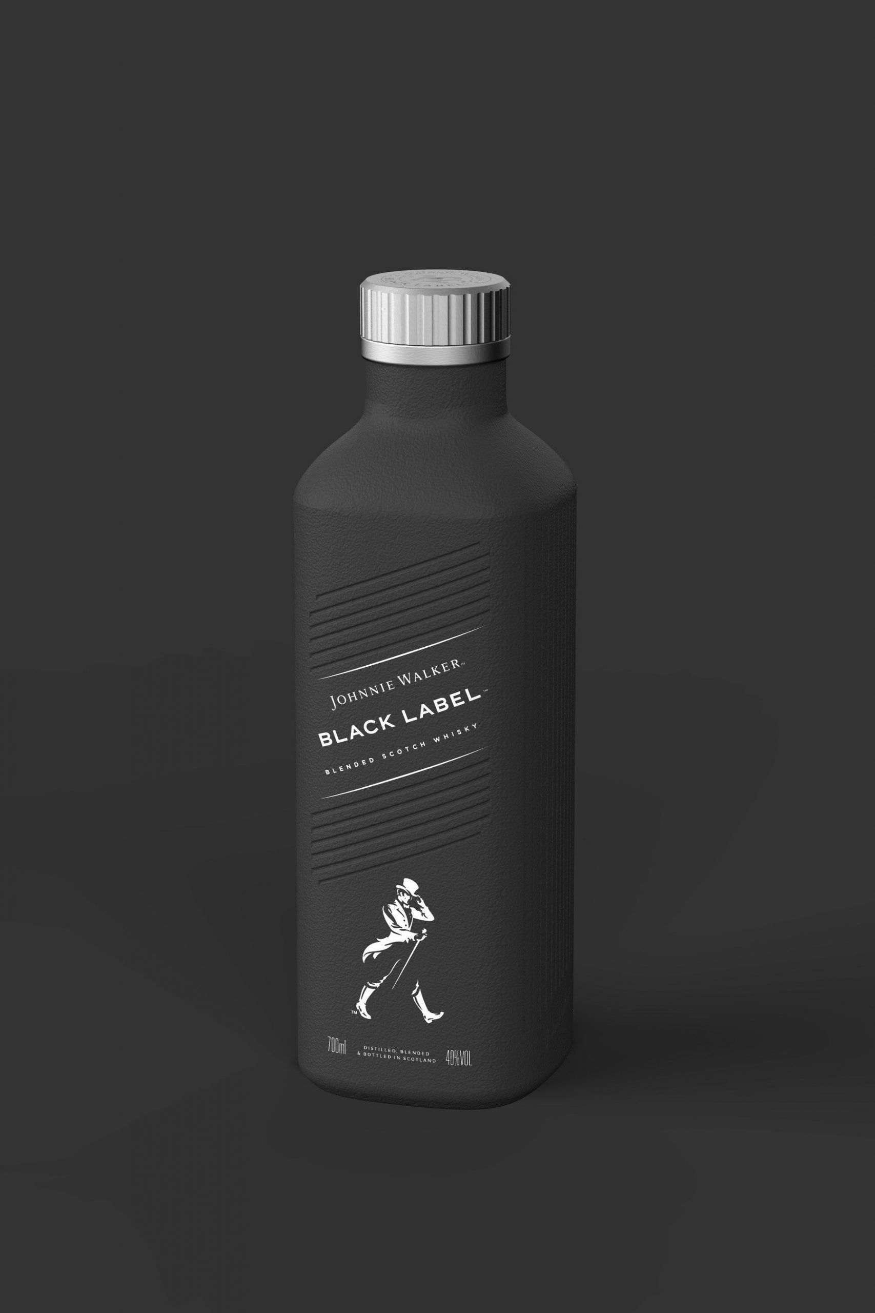 Johnnie Walker's parent firm Diageo doubles down on sustainability with paper-based bottle