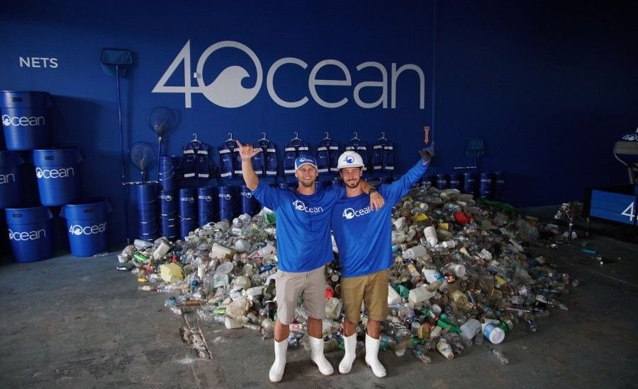 4ocean recovers 10 millionth pound of trash from the ocean