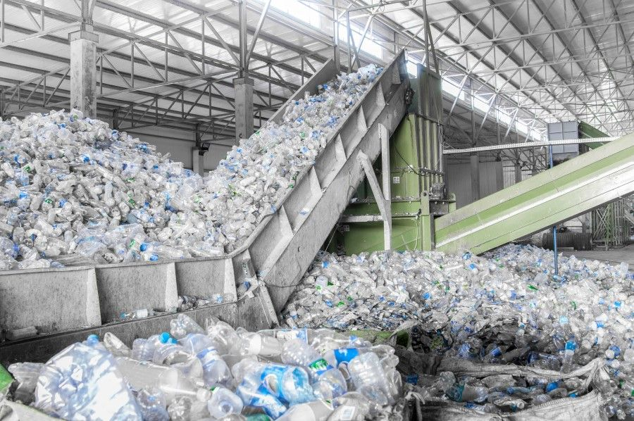 UK plastics reprocessing capacity needs to double by 2022