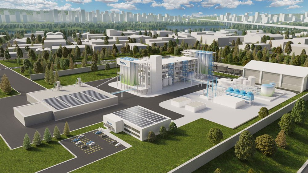 Loop Industries and SUEZ form partnership to build Europe's first infinite Loop facility