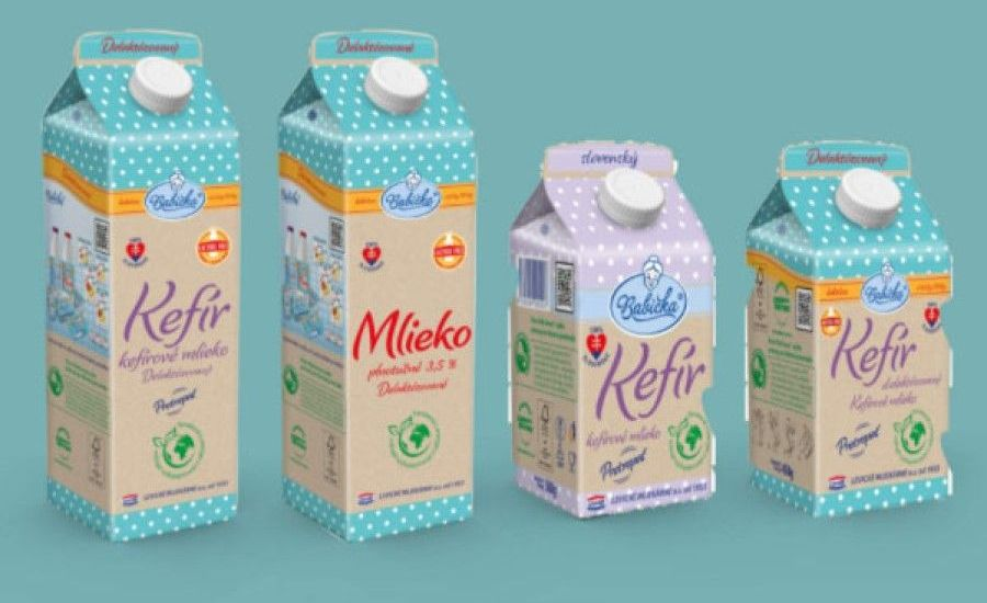 From PET bottles to cartons – a step in the right direction for Levmilk