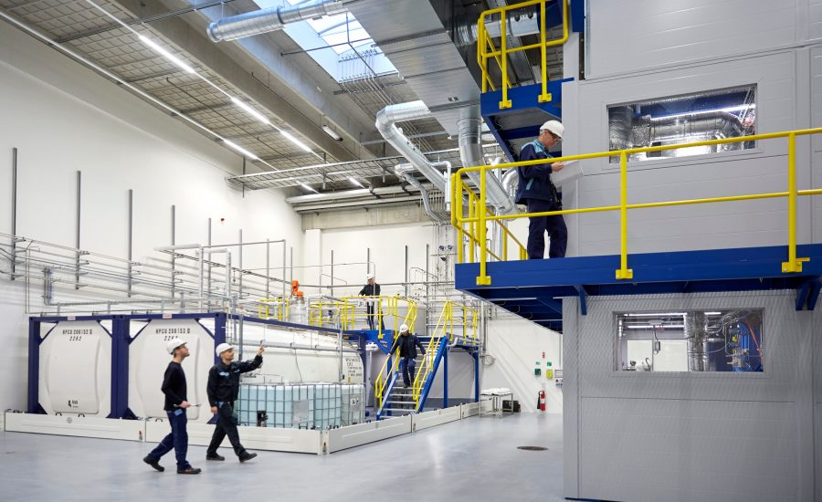 Braskem invests R$67 million in recycling line with German technology
