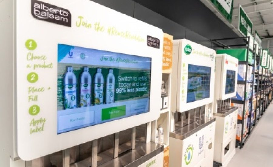 UK Plastics Pact cuts unnecessary plastic by 40% and increases plastic recycling by 107,000 tons